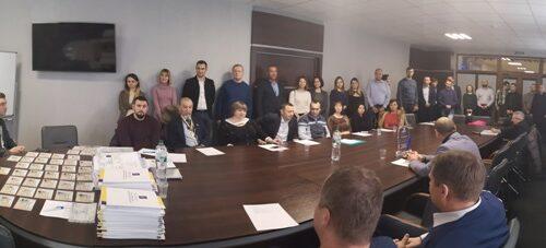 Відбулося чергове засідання Ради адвокатів Чернігівської області (фотозвіт)