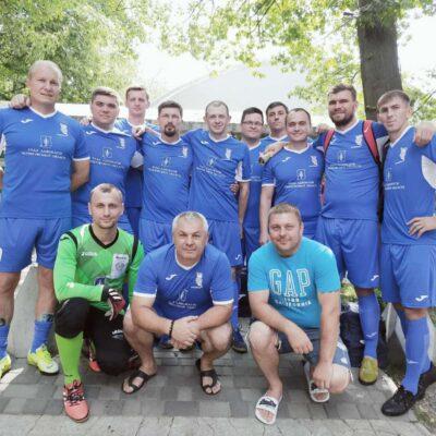 Футбольна команда адвокатів гідно представила Чернігівщину на національному турнірі «Кубок UNBA-2021»